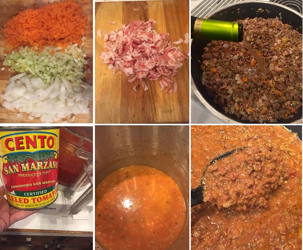 Izzy's Bolognese Sauce