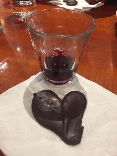 Women's Week 2017, wine & chocolate