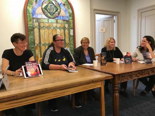 Women's Week 2017, Provincetown Library